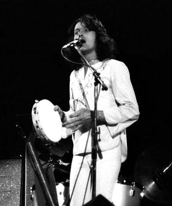 Jon Anderson in 1973. (Wikipedia commons)