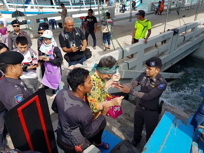 Marine officials, in conjunction with tourist police, coast guard and local authorities, will be making extra efforts to ensure safety, conduct regular inspections of watercraft, and make sure life jackets are provided and used.