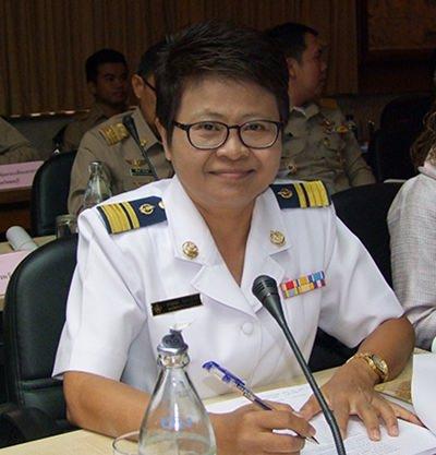 Saithong Jitsawang, director of the Sports Office of Thailand Chonburi.