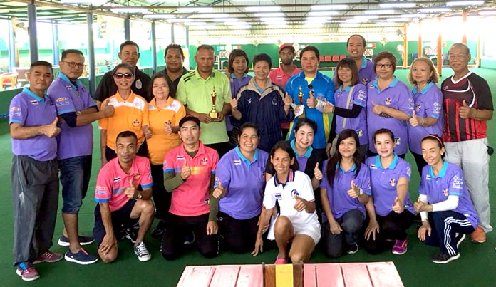 Transplantees invited to petanque & bowls challenge - Pattaya Mail