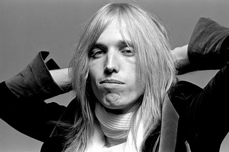 Tom Petty in 1976.