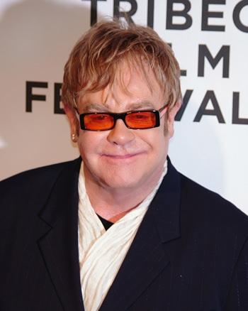 Elton John. (Photo/David Shankbone)
