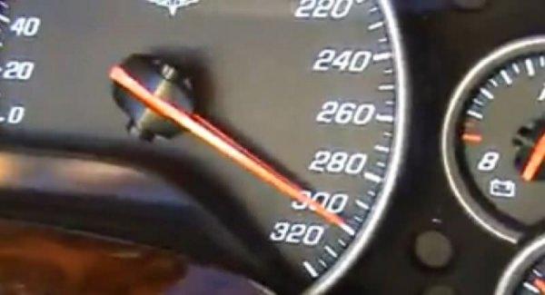 300 km/h.
