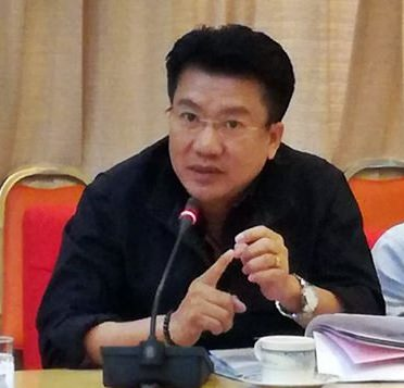 Teerasak Jatupong, director of Pattaya's Peace and Security Maintenance Department, calls the budget allocated to drug-use prevention among youths insufficient.
