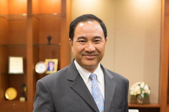 President of the JSCCIB, Klin Sarasin.