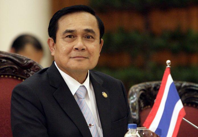 Prime Minister Prayuth Chan-ocha. (AP Photo)