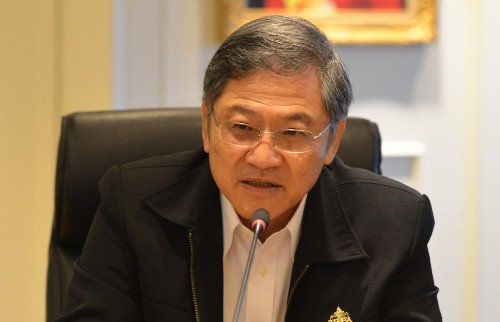 Pol Lt Charoen Laothammatas, President of the Thai Rice Exporters Association.