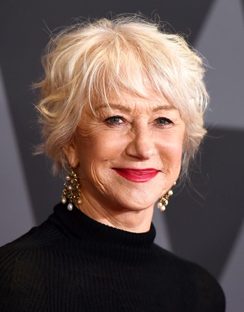 Actress Helen Mirren is shown in this Nov. 11, 2017 file photo. (Photo by Jordan Strauss/Invision/AP)