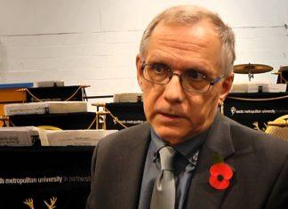 Composer Philip Sparke.