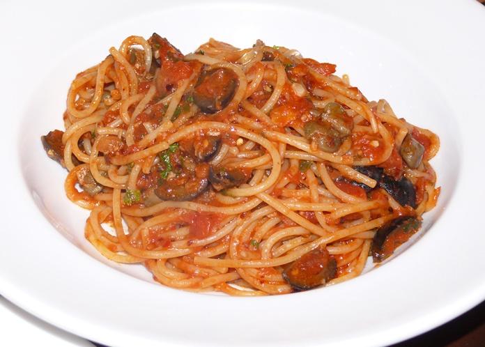 Italians love their pastas