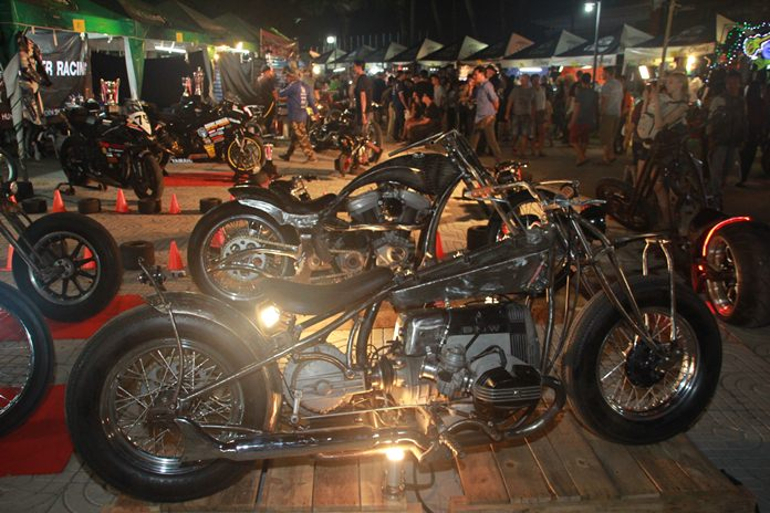Burapa Bike Week rocks Pattaya - Pattaya Mail