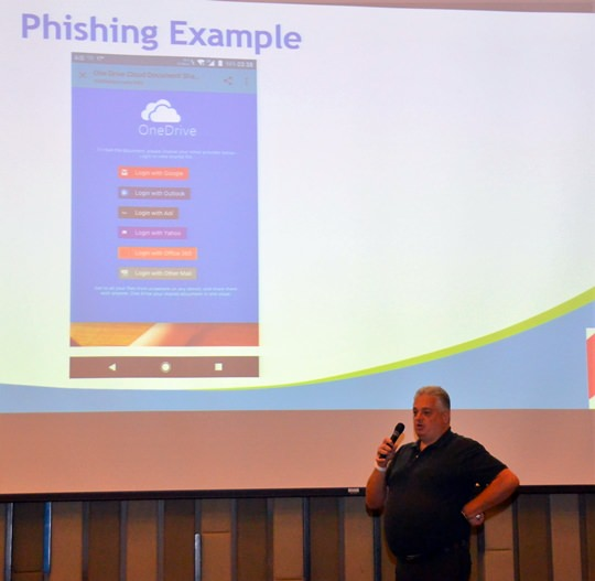 Phishing, explains computer security specialist Brad Melrose, is used in fraud and ID theft as it is intended to obtain sensitive information by disguising as a trustworthy entity in an email. Here he describes some of the clues to watch for in identifying phishing emails.