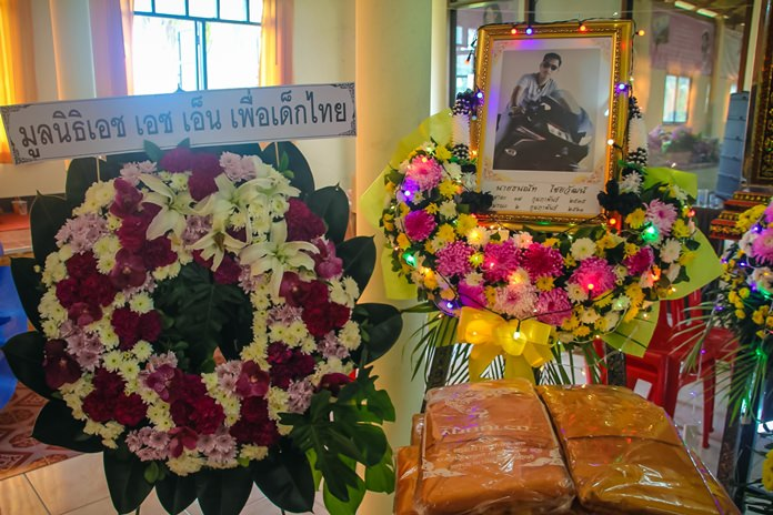 Thananat Chaiwat, a former Pattaya Orphanage resident, died of a congenital blood disorder at age 25.