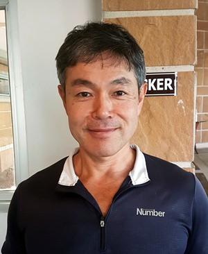 Sakai Yasuo.