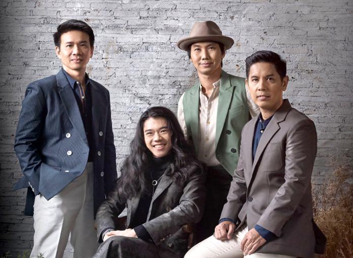 Thai rock legends Pause.