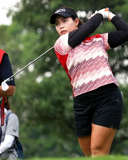 Thailand's Moriya Jutanugarn. (Photo/Honda LPGA Thailand)