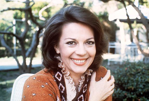 Actress Natalie Wood is shown in this Dec. 1, 1981 file photo. (AP Photo)