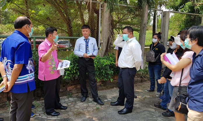 Chonburi's governor has launched an investigation into who is responsible for 30 more tons of hazardous hospital waste discovered at a controversial Khao Maikaew dumpsite.