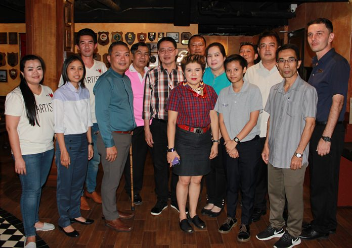 The Avani Resort and Spa Pattaya hosted Hoteliers Night for employees of Pattaya's top hotels.