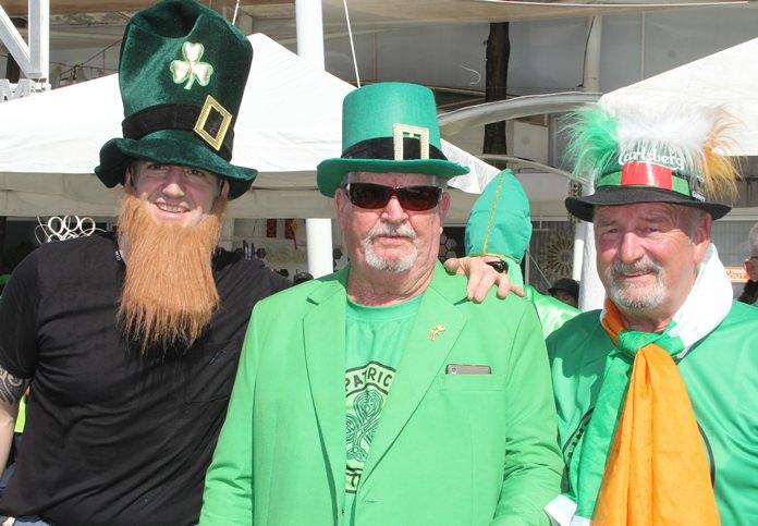 The Kane family from Ireland.