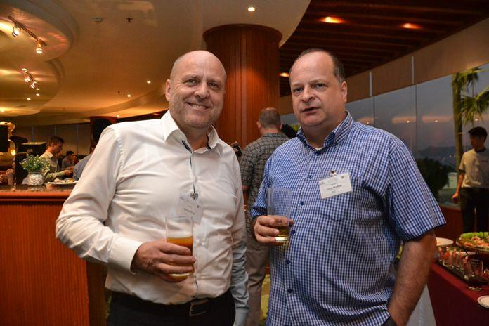 Roland Wein and Greg Watkins.