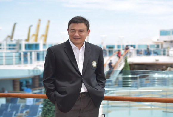 Panupong Sawetarun, Permanent Secretary of the Ministry of Tourism and Sports.