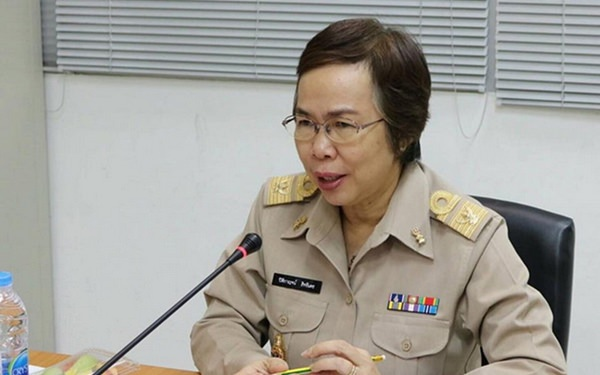 Director-General of the Rights and Liberties Protection Department, Pitikan Sittidech.