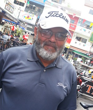 Ahmed Saijad.