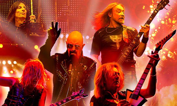British heavy metal band Judas Priest.
