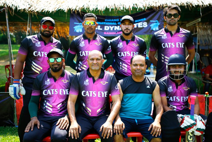 NCL Dynamites – 2018 Chiang Mai Sixes Cup winners.