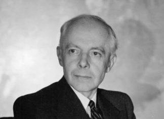 Béla Bartók in 1939.