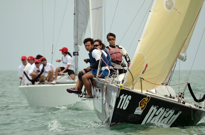 This year's regatta will feature 200 boats and over 600 international sailors competing in a multitude of classes.