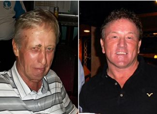 Geoff Parker & Paul Smith.