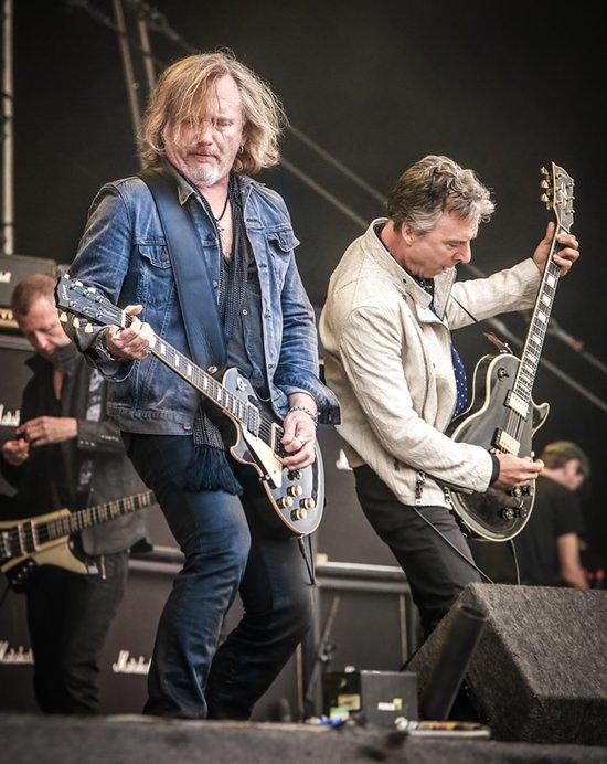 British rock band Thunder. (Photo/ Harpic Bryant/Breezeridge Photography)