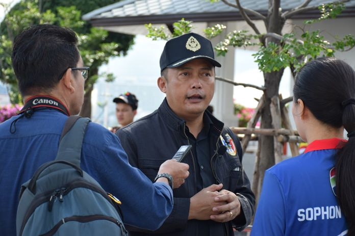 Komkrit Polvichit, head of the Special Affairs Division told reporters that almost all the boats have moved to Bali Hai pier.