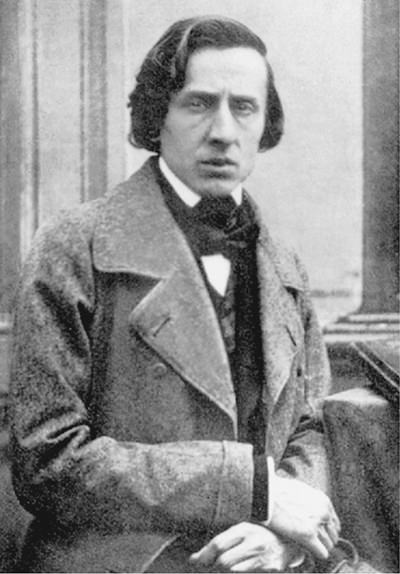 Chopin in 1849. (Photo/Louis-Auguste Bisson)