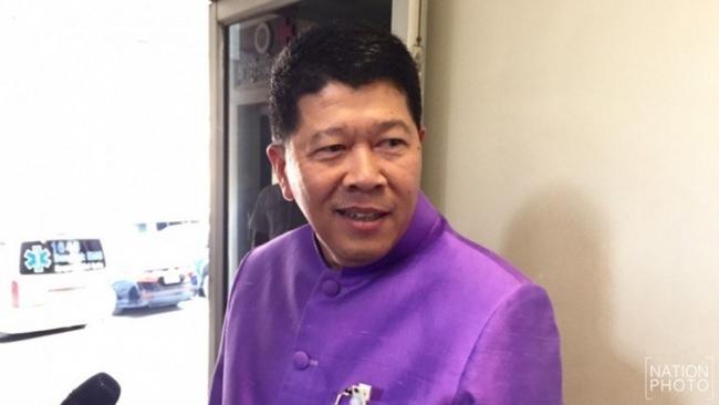 Gen. Wanlop Rugsanaoh.