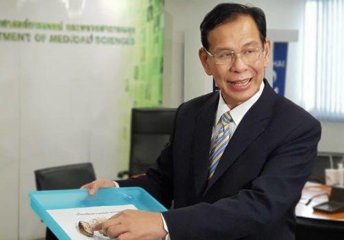 Dr Sukhum Karnchanapimai.
