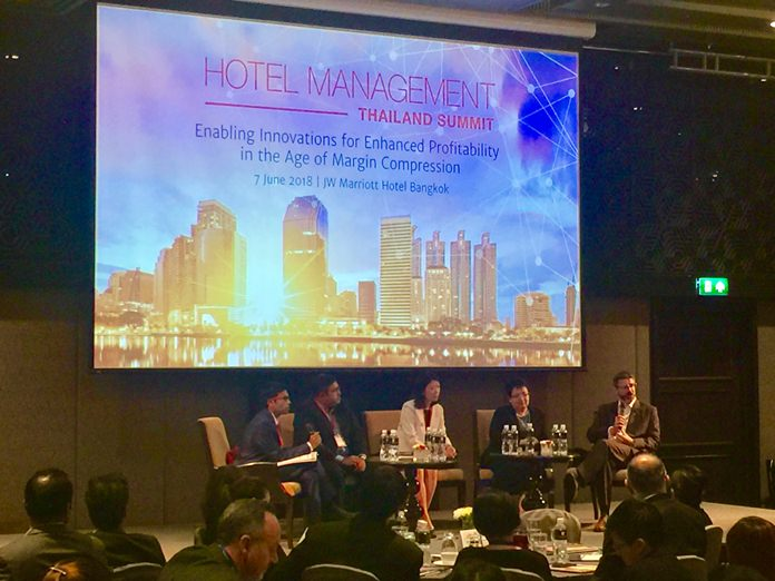 The recently concluded Hotel Management Summit in Bangkok once again proved that this event has firmly established itself as a must-attend event.