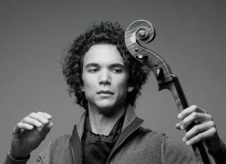 Cellist Fermín Villanueva. (Photo/Dirk Brzoska)
