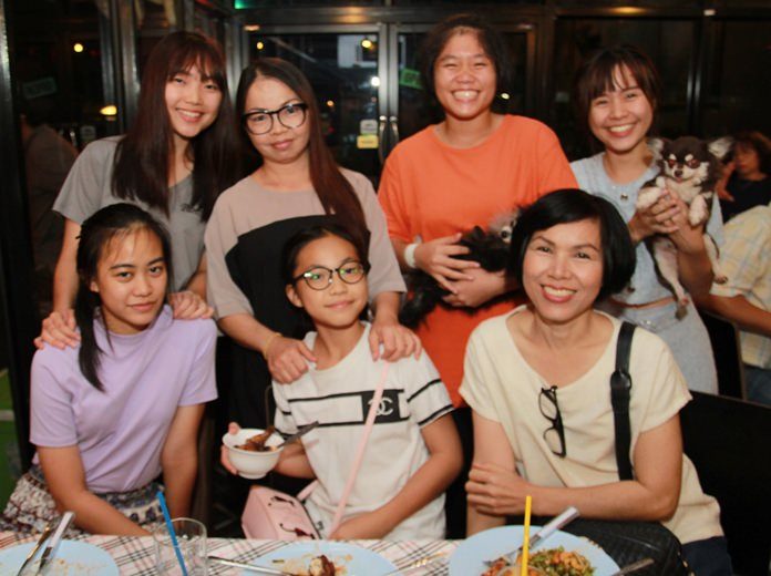 Jural Law staff members and friends say happy birthday to their benevolent boss and his family.