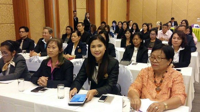 The Thai government's Eastern Economic Corridor initiative aims to bolster vocational schools to develop specialized workers in high-tech industries.