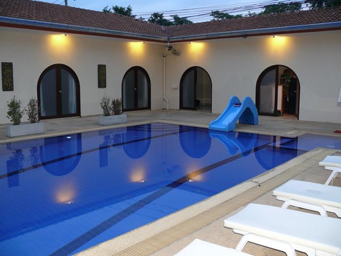 Fancy a dip in the pool?