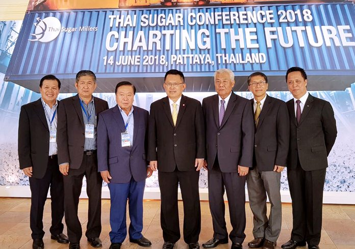 Thai Sugar Conference held at Dusit Thani Pattaya - Pattaya Mail