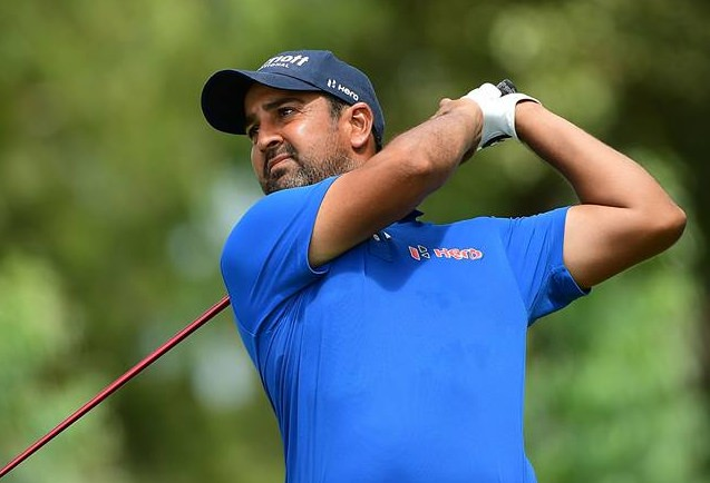 Defending champion Shiv Kapur of India finished tied for second place after a final round 71.