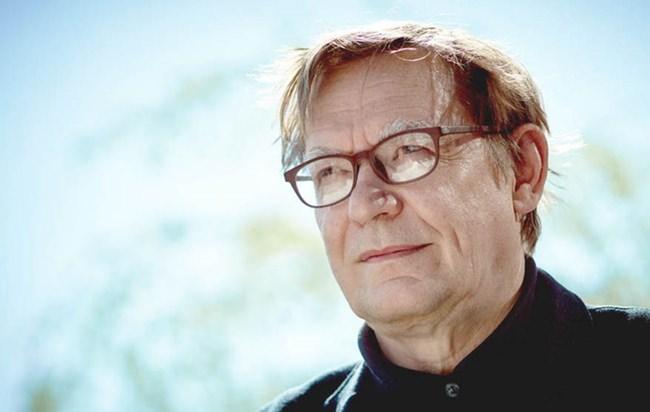 Composer Kalevi Aho. (Photo/BR-Klassik)