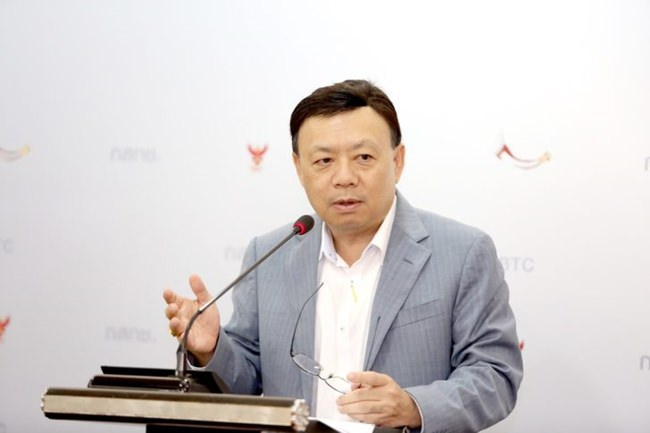 NBTC Secretary-General Takorn Tantasith.
