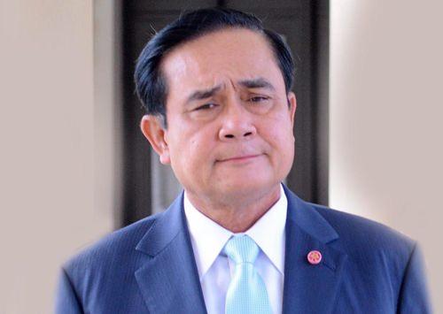 Prime Minister Gen Prayut Chan-o-cha.