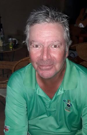 Bob St. Aubin, winner on Sunday 26th August 2018 at Green Valley.