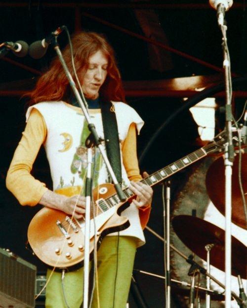 Daevid Allen in 1974.